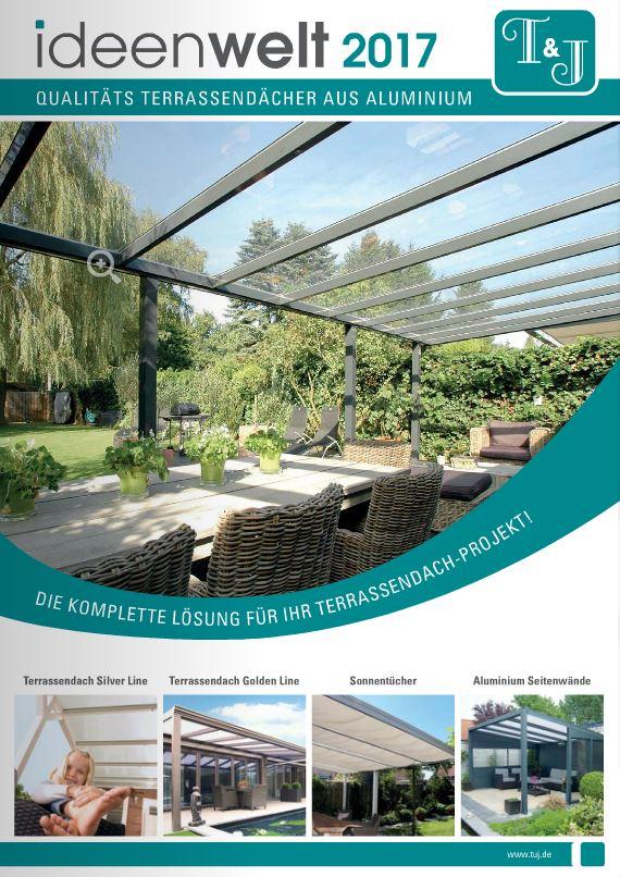 Bild von ideenwelt 2017 - Qualitäts Terrassendächer
